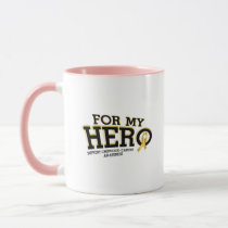 Support Childhood Cancer Awareness Mug