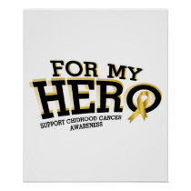 Support Childhood Cancer Awareness Poster