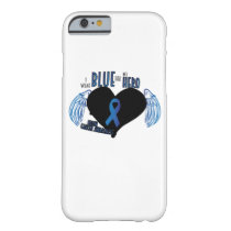 Support Colon Cancer Awareness Barely There iPhone 6 Case