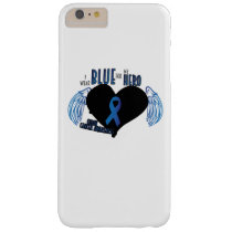 Support Colon Cancer Awareness Barely There iPhone 6 Plus Case