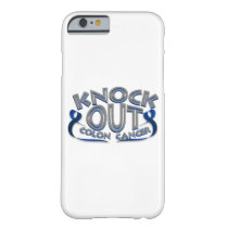Support Colon Cancer Awareness Gift Barely There iPhone 6 Case