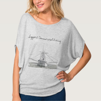 Support Commerical Fishing T-Shirt