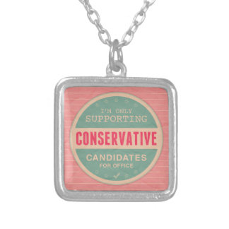 Support Conservatives Jewelry