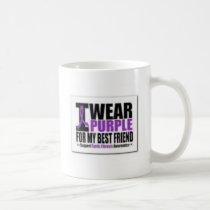 Support cystic fibrosis research coffee mug
