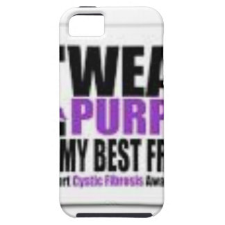 Support cystic fibrosis research iPhone SE/5/5s case