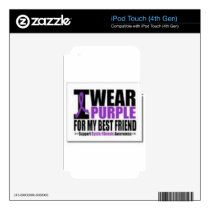 Support cystic fibrosis research iPod touch 4G skin