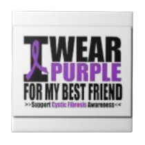 Support cystic fibrosis research tile