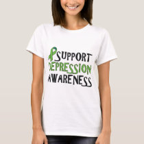 Support Depression Awareness T-Shirt