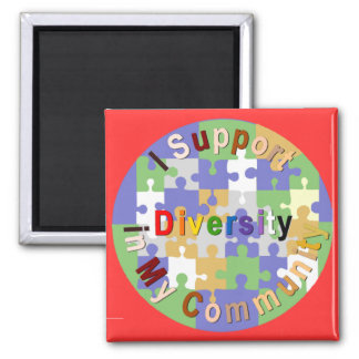 Support Diversity in My Community Magnet