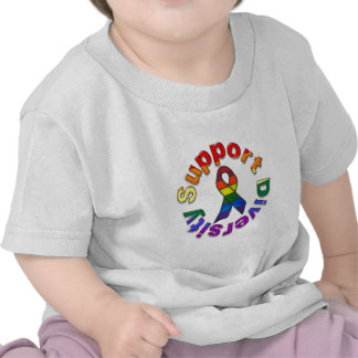 Support Diversity Tee Shirts