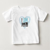 Support Down Syndrome Baby T-Shirt