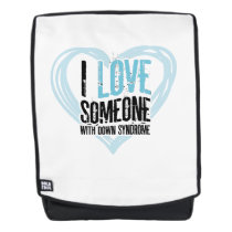 Support Down Syndrome Backpack