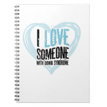 Support Down Syndrome Notebook