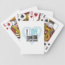 Support Down Syndrome Playing Cards