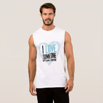 Support Down Syndrome Sleeveless Shirt
