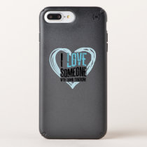 Support Down Syndrome Speck iPhone Case
