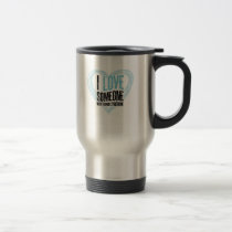 Support Down Syndrome Travel Mug