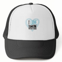 Support Down Syndrome Trucker Hat