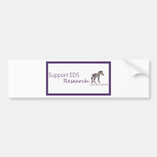 Support EDS research.png Bumper Sticker