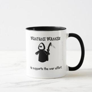 Support (ending) the war effort mug