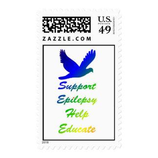 Support Epilepsy Postage