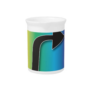 Support Equal Rights Beverage Pitcher