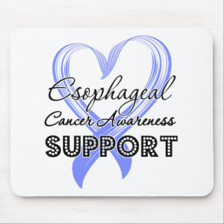 Support Esophageal Cancer Awareness Mouse Pads