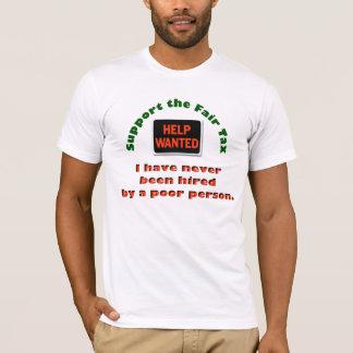 Support Fair Tax T-Shirt