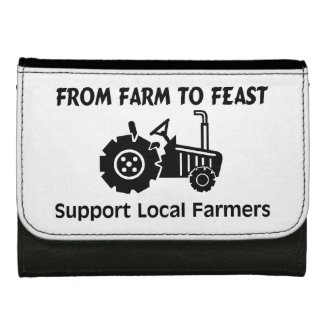 Support Farmers From Farm To Feast Wallets