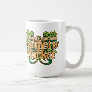Support Farmers Market Coffee Mug