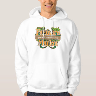 Support Farmers Market Hoodie