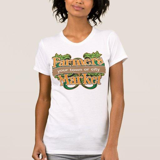 Support Farmers Market Shirt