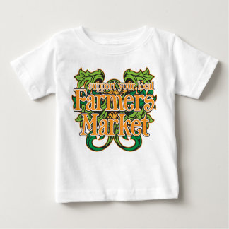 Support Farmers Market T Shirt