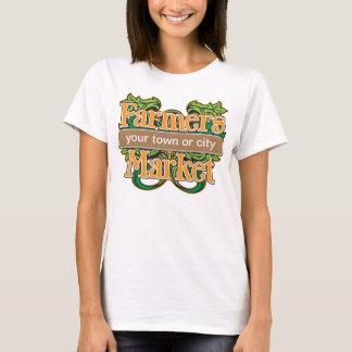 Support Farmers Market T-Shirt