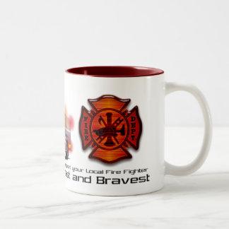 Support Fire Coffee Mug