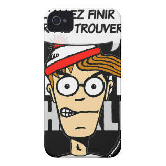 Support for Charlie iPhone 4 Case