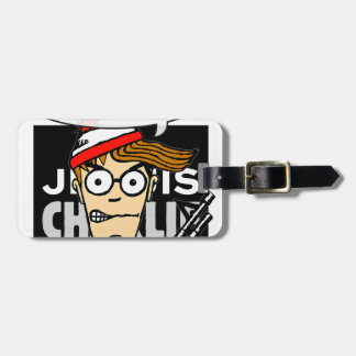 Support for Charlie Luggage Tag