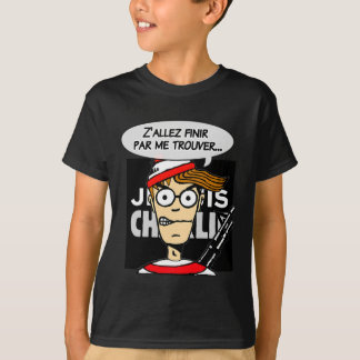 Support for Charlie T-Shirt