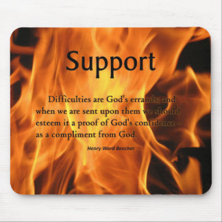 Support for Difficulty Mouse Pad