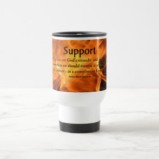 Support for Difficulty Travel Mug