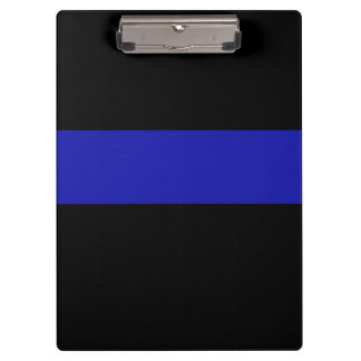 SUPPORT FOR POLICE CLIPBOARD