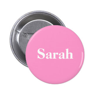 Support for Sarah Palin Simply Stated Pinback Button
