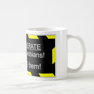 Support Gays and Lesbians Mugs