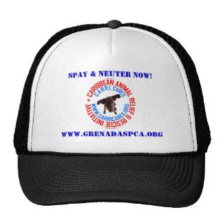 Support Grenada SPCA Trucker Hat