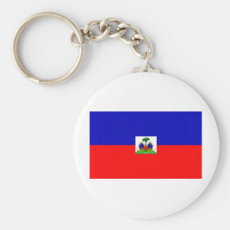 Support Haiti Keychain