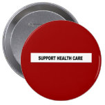 SUPPORT HEALTH CARE PIN