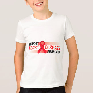 Support Heart Disease Awareness T-Shirt