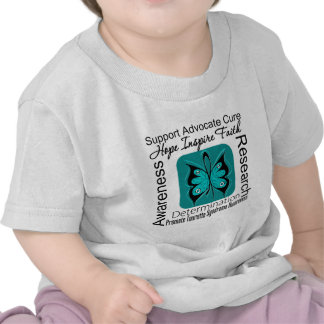 Support Hope Awareness Tourette Syndrome Tees