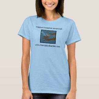 support hospice savannah shirt