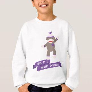 Support Hunter Syndrome Awareness Sweatshirt